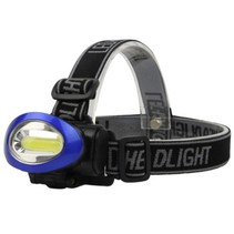 Hoofdlamp LED - Met COB-Technologie - 3 Watt