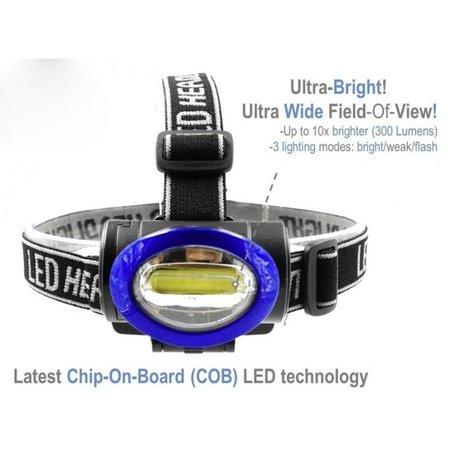 B Home Hoofdlamp LED - Met COB-Technologie - 3 Watt