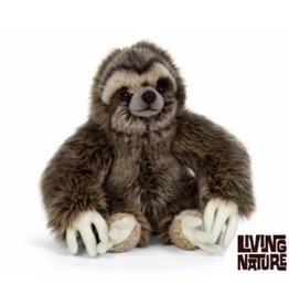 Living Nature Luiaard Knuffel