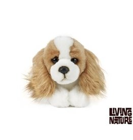 Living Nature Knuffel Puppy King Charles Spaniel