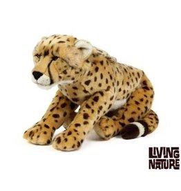 Living Nature Cheetah Knuffel