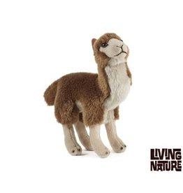 Living Nature Knuffel Lama