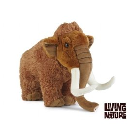 Living Nature Knuffel Mammoet 18 cm