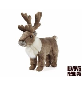 Living Nature Rendier Knuffel