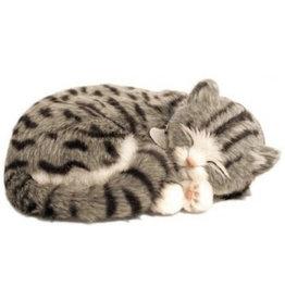 Perfect Petzzz Perfect Petzzz Knuffel Kat Grey Tabby
