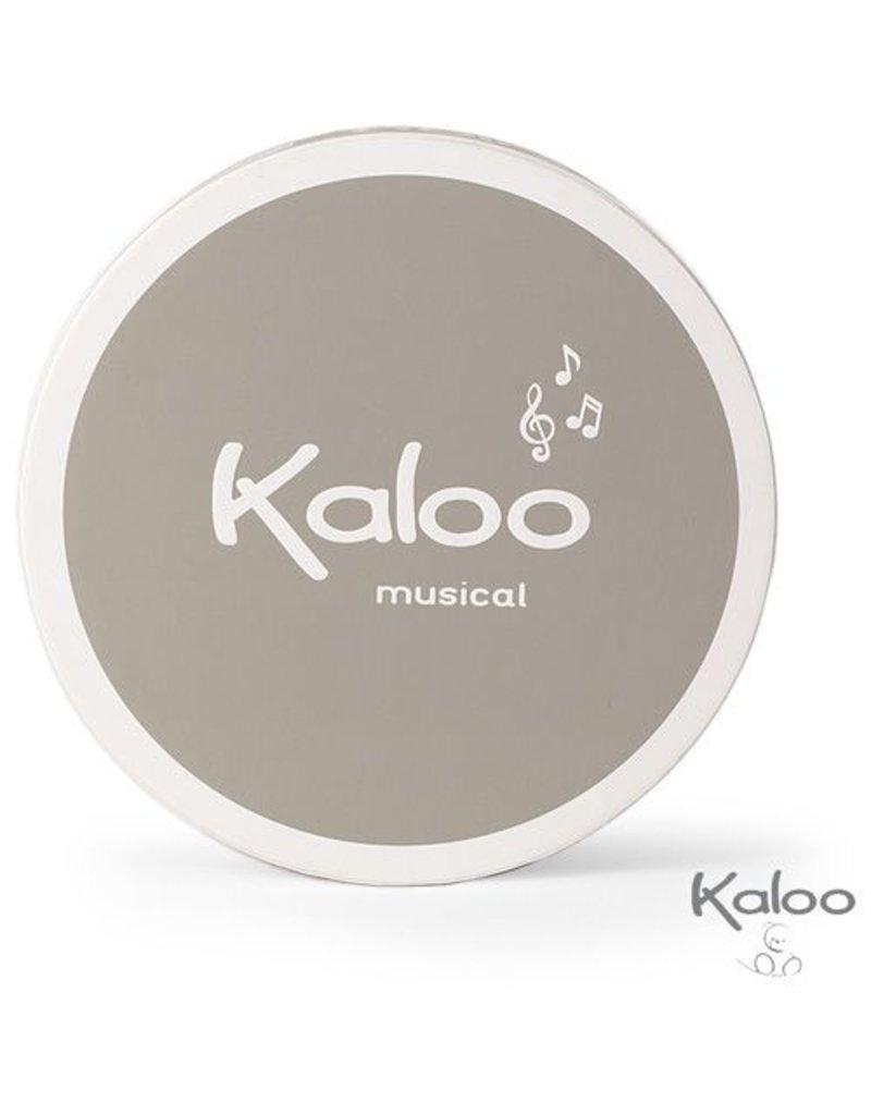 Kaloo Plume Kaloo Plume - Beer blauw met muziek