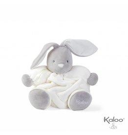 Kaloo Plume Knuffel konijn wit, 30 cm