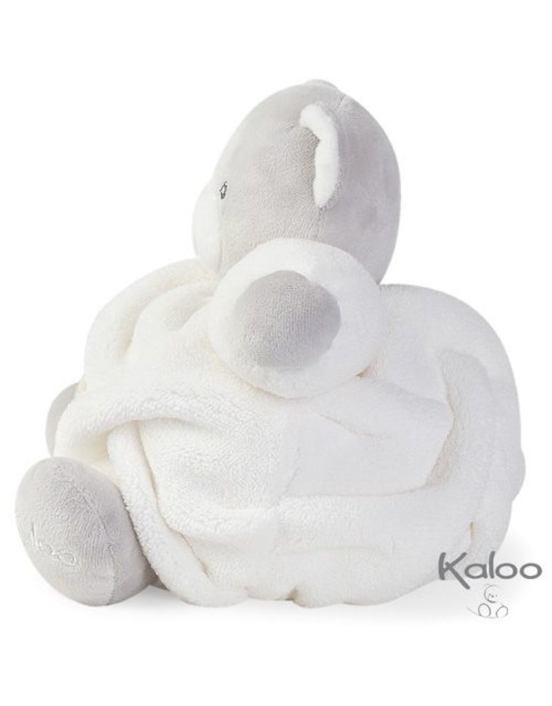 Kaloo Plume Kaloo Plume - Knuffelbeer wit
