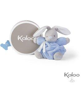Kaloo Plume Knuffel Konijn blauw, 18 cm