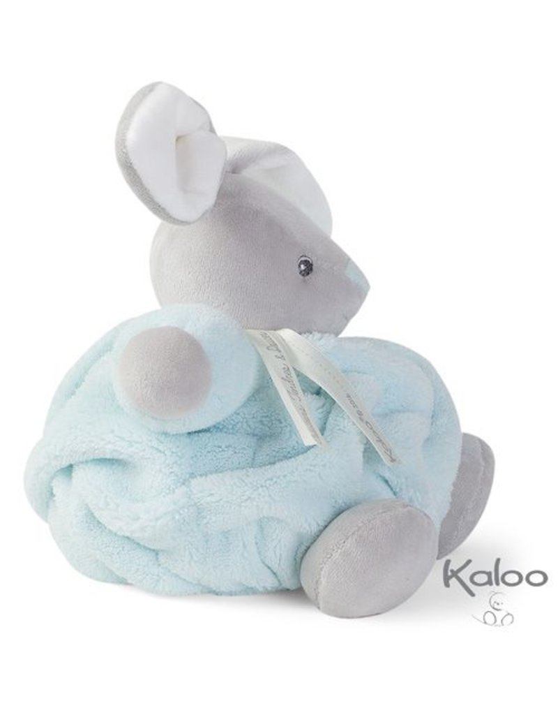 Kaloo Plume Kaloo Plume - Knuffelkonijn aqua