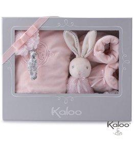 Kaloo Perle Kaloo Perle - Baby Cadeauset roze