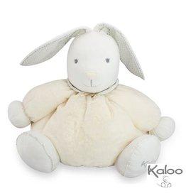 Kaloo Perle Knuffel Konijn Wit, 50 cm