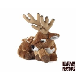 Living Nature Knuffel Hert