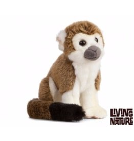 Living Nature Knuffel Aap