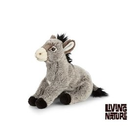 Living Nature Knuffel Ezel