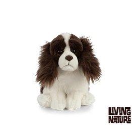 Living Nature Knuffel Engelse Spaniël, 24 cm