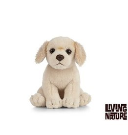 Living Nature Knuffel Golden Retriever, 15 cm