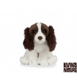 Living Nature Knuffel Engelse  Spaniel, 15 cm
