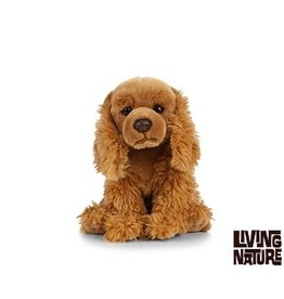 Living Nature Knuffel Cocker Spaniel, 24 cm