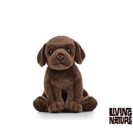 Living Nature Knuffel Labrador 15 cm