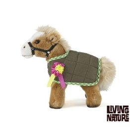 Living Nature Knuffel Paard