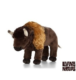 Living Nature Knuffel Bison
