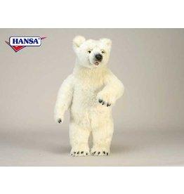 Hansa IJsbeer Knuffel 75 cm