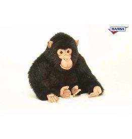 Hansa Chimpansee Knuffel
