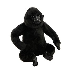 Hansa Gorilla knuffel, 24 cm