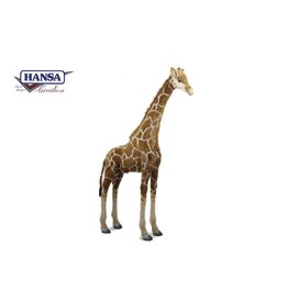 Hansa Hansa Pluche Giraffe, 130 cm