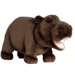 Hansa Nijlpaard Knuffel, 46 cm, Hansa