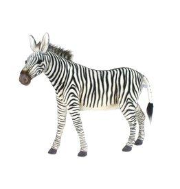 Hansa Knuffel Zebra, 78 cm, Hansa