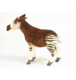 Hansa Okapi Knuffel, 35 cm, Hansa