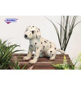 Hansa Knuffel Dalmatier Pup 26 cm, Hansa