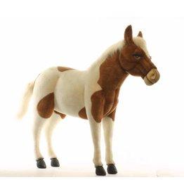 Hansa Knuffel Shetland Pony groot, 106,cm, Hansa