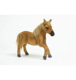 Hansa Knuffel Paard Palomino 50 cm, Hansa