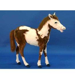 Hansa Paard Pinto veulen 100 cm, Hansa