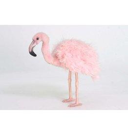 Hansa Flamingo Knuffel Roze, 38 cm, Hansa