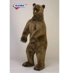 Hansa Grizzly Beer Staand 150 cm, Hansa