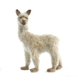 Hansa Lama knuffel, 43 cm, Hansa, Alpaca