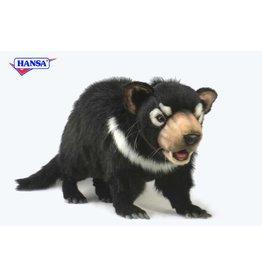 Hansa Knuffel Tasmaanse Duivel, 60 cm, Hansa