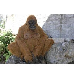 Hansa Orang Oetan Knuffel, 75 cm, Hansa