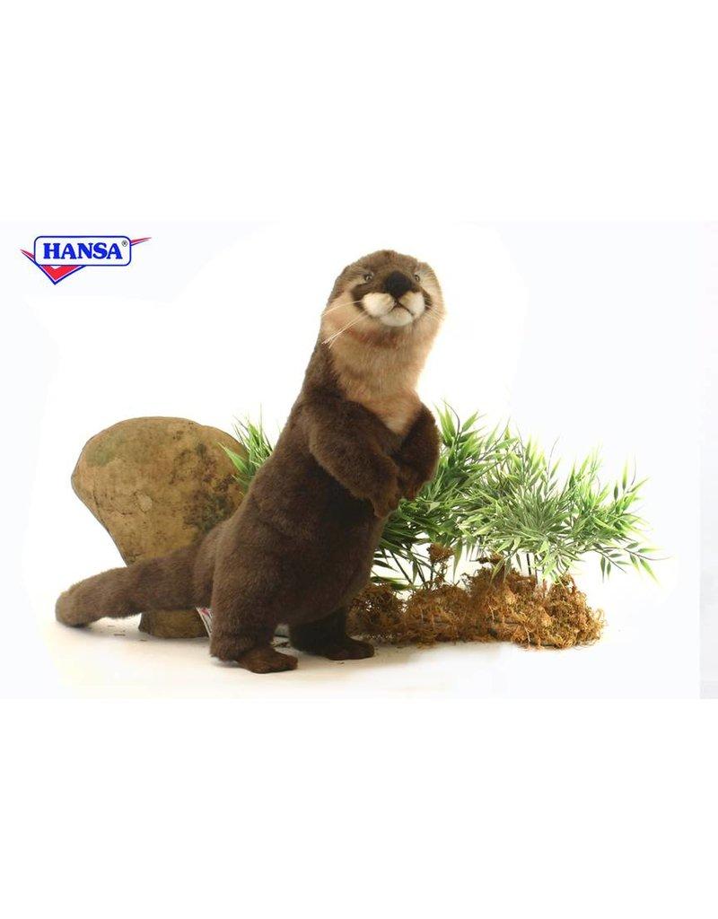 Hansa Otter Knuffel Staand, Hansa