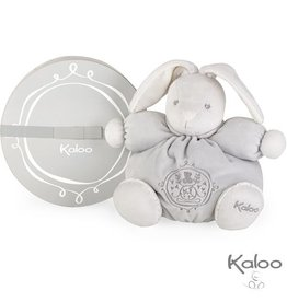 Kaloo Perle Kaloo Perle Knuffel konijn grijs middelgroot