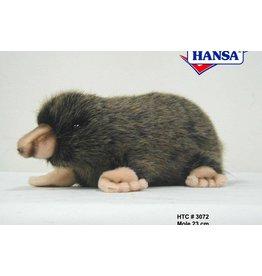 Hansa Pluche Mol, 23 cm, Hansa