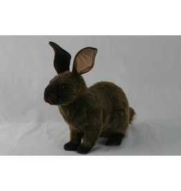 Hansa Grote Britse Haas (bruin Zwart) 57 cm