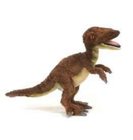 Hansa Velociraptor Knuffel, 48 cm, Hansa