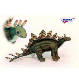 Hansa Stegosaurus Knuffel, 42cm, Hansa