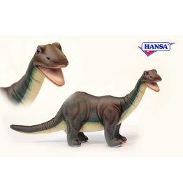 Hansa Knuffel Brontosaurus, 45 cm, Hansa
