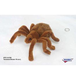 Hansa Pluche Tarantula Spin 19 cm